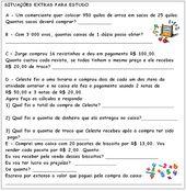 19 Ideias De Terceira Serie Matematica Atividades De Matematica Atividades
