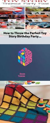 Wie man die perfekte Toy Story-Geburtstagsfeier schmeißt !!   – Toy