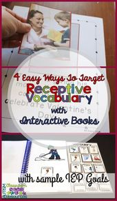four Straightforward Methods to Goal Receptive Vocabulary Expertise with Interactive Books