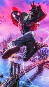 Putlocker 123movies Watch Spider Man Into The Spider Verse Online 2018 Movie Full Free Marvel Deadpool Marvel Heroes Miles Morales Spiderman