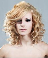 Schweig lange blonde Frisuren