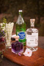 An Easter Picnic from Jessamyn Harris & Monkey Flower Group  – Cocktails & Mocktails