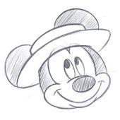 Lerne in Disney Studios Hollywood Studios, Disney-Zeichentrickfiguren zu malen #…