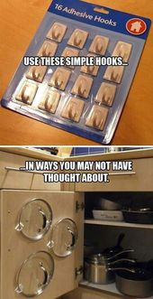 Top 30+ Clever hacks and products for your small kitchen