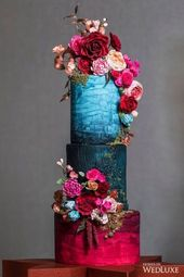 Awesome 20+ Beautiful Wedding Cake Ideen, die jede Frau will