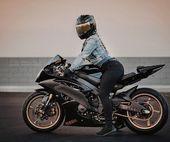 Rider Chick – Motorrad / Motorradbekleidung – #Clothing # MotorcyclesMotorcycle …..   – Motorrad