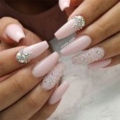 Superb Fall Marriage ceremony Nails Concepts For Bride – Nail Artwork Join#fallwedding#weddin…