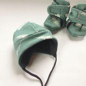 Kostenlose Muster-Ohrenklappen-Mütze von Schnabelina   – Kostenlose Schnittmuster