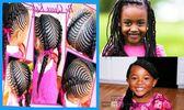Comicsfancompanion The Most Elegant Little Black Girls Hairstyles – Kids hairstyles