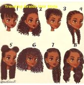 66 Ideas Hair Braids African American