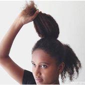 19 Natürlich lockige Frisuren, wenn Sie schon spät dran sind
