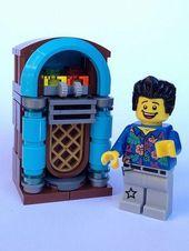 Mini Juke Box, #Box #Juke # mini, LEGO Mini Jukebox …