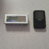 Vintage Philips Go Gear Vibe 4 Gb And Craig 256mb Mp3 Player Untested Mp3 Player Mp3 Vintage Electronics