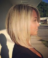 17 Fashionable Medium Size Hairstyles for Thick Hair