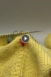 #knitting #knittingpattern #knittinginstructions #…