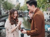 "Couple: ""Shock Marriage Proposal"" 