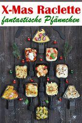 Raclette. 11 tolle Pfännchen-Ideen.