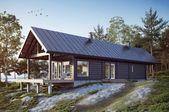 Inspiration for natural holiday homes and log cabins – Honka