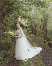 ~ Elven bride ~ throwback to our wedding in August 2012✨ my own design #nilenn…