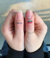 180 Best Tiny Tattoos Of All Time   – Nails