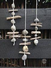 DIY: 20 Ideen, um selbst Kieselsteine in Ihr Dekor zu integrieren …