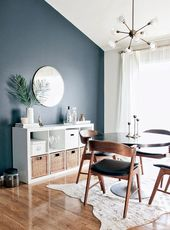 60 Functional Small Dining Room Decor Ideas
