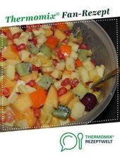 Ensalada de frutas para fiestas   – Thermomix
