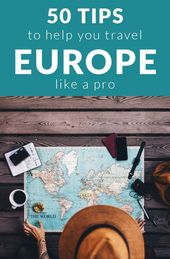 Earlier than you go to go away, make sure to learn these 50 important Europe journey ideas th…