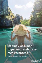 Gagnez de l'argent en voyageant ! 💰 Notre conciergerie Airbnb s'occupe du reste !! 😍