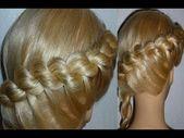 Braids.Plaits.Cord braid hairstyle. Twist Braid Hairstyle.P …