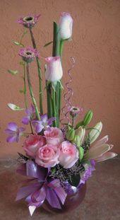 Pin By Marisol Garcia Morales On 꽃꽂이 Church Flower Arrangements Flower Arrangements Fresh Flowers Arrangements