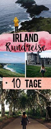 Ida y vuelta por toda Irlanda