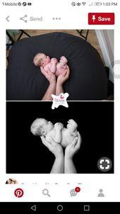 Neue Ideen für Neugeborene Fotografie: – Foto – In den ersten Monaten wird Ihr …