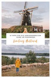 Limburg Holland: 6 Tipps für die Genießerregion rund um Roermond