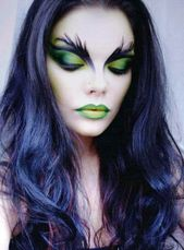 20 Creative Halloween Witch Makeup Ideas For You To Try – Instaloverz