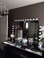 If you create a makeup room, you may need to redesign to create everything mater…