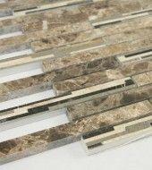 White Carrara Matte Random Brick Pattern Marble Stone Tiles Patterns And