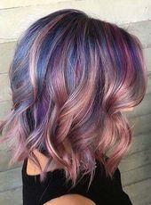 37 Ideen für eine Haarfarbe in Pastelltönen, um Ihren lässigen Look zu aktualisieren