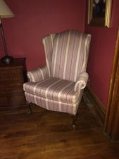 Used Wing Chair custom Pennsylvania House wing chair for sale in Wilson