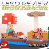 LEGO Minecraft Mushroom Island Review – Lego Video – #Valuation #Island #L …   – Lego