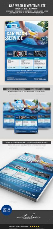 Car Wash Loyalty Card  Loyalty Cards Car Wash And Template