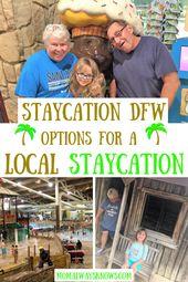 Finden Sie heraus, warum wir Dallas / Fort Worth für unsere Staycation lieben – Mom Always knows Group Board