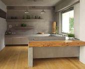 Luxus Interior Ideen mit Beton – Inspirationen für modernen Betonbau