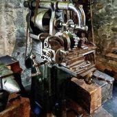 VW Line Boring Machine (Kent Moore) | Used Engine Rebuilding