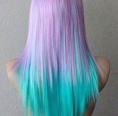 69+ Ideas hair dyed ideas light lilacs   – Hair Color