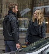 Coldplay's Chris Martin and Peaky Blinders' Annabelle Wallis share kiss …