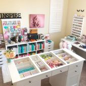 Creating Craft Room And Ideas For You Who like Craft