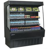 Master Bilt Voam60 72 Black 72 Vertical Air In 2020 Supermarket