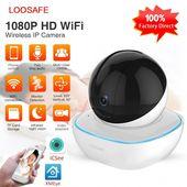 LOOSAFE HD IP-Sicherheitskamera Wi-Fi 1080P Wireless Home Security Surveillance Al …   – Best house security system