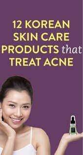How To Deal with Zits With 12 Korean Pores and skin Care Merchandise